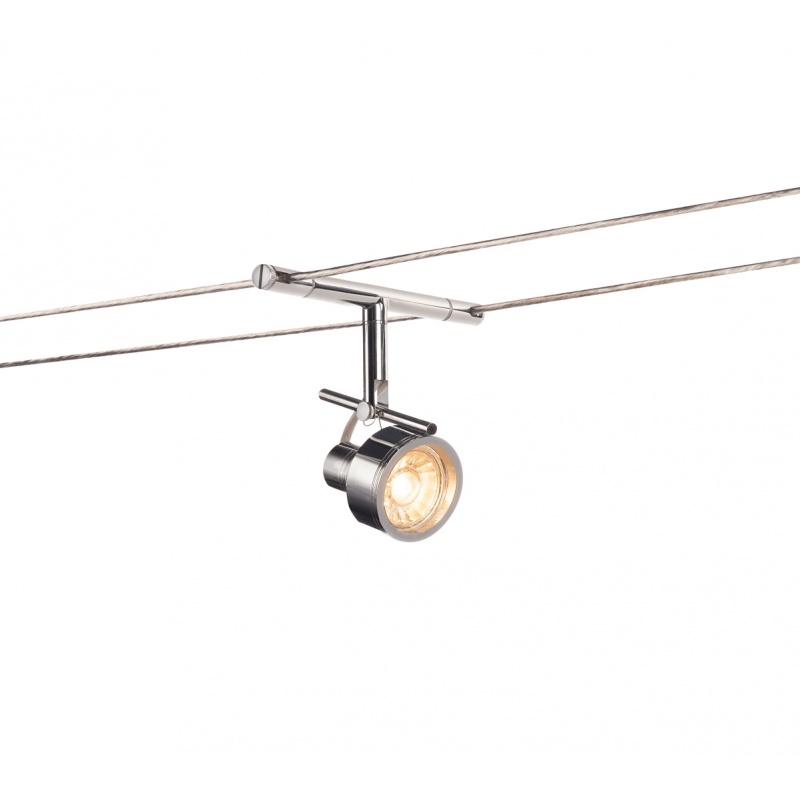 Saluna Spot Pour Câble Tendu Mr16 Chrome