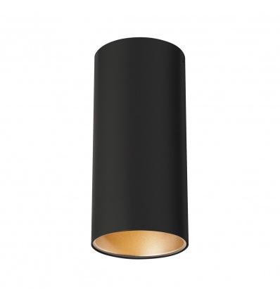 ANELA LED, plafonnier, noir, LED 10W 3000K