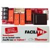 Accessoire Facilitri pour transformer un chauffe eau Duralis THERMOR kitables en triphasé 400V 800281