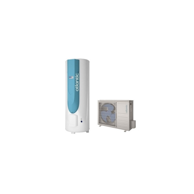 Chauffe eau thermodynamique odyss e split 300l - Chauffe eau thermodynamique 300l ...
