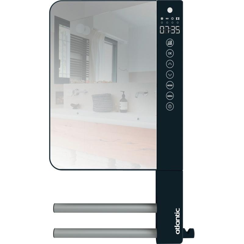 radiateur s che serviette soufflant telia atlantic avec. Black Bedroom Furniture Sets. Home Design Ideas
