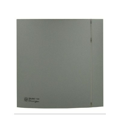 Aérateurs VMP Série SILENT 100 CZ GREY DESIGN silencieux
