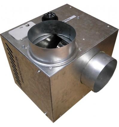 Répartiteur d'air chaud pour foyer fermé CHEMINAIR 400