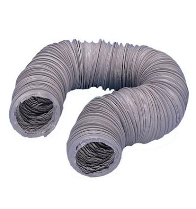 Gaine souple PVC renforcée, diamètre 125 mm