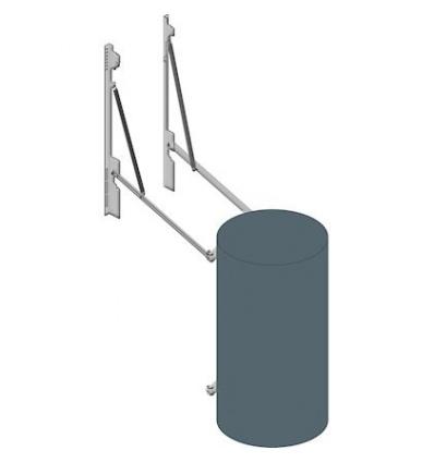 Easymanip - fixation murale facilitée de l'aquacosy av/sv 100l/200l