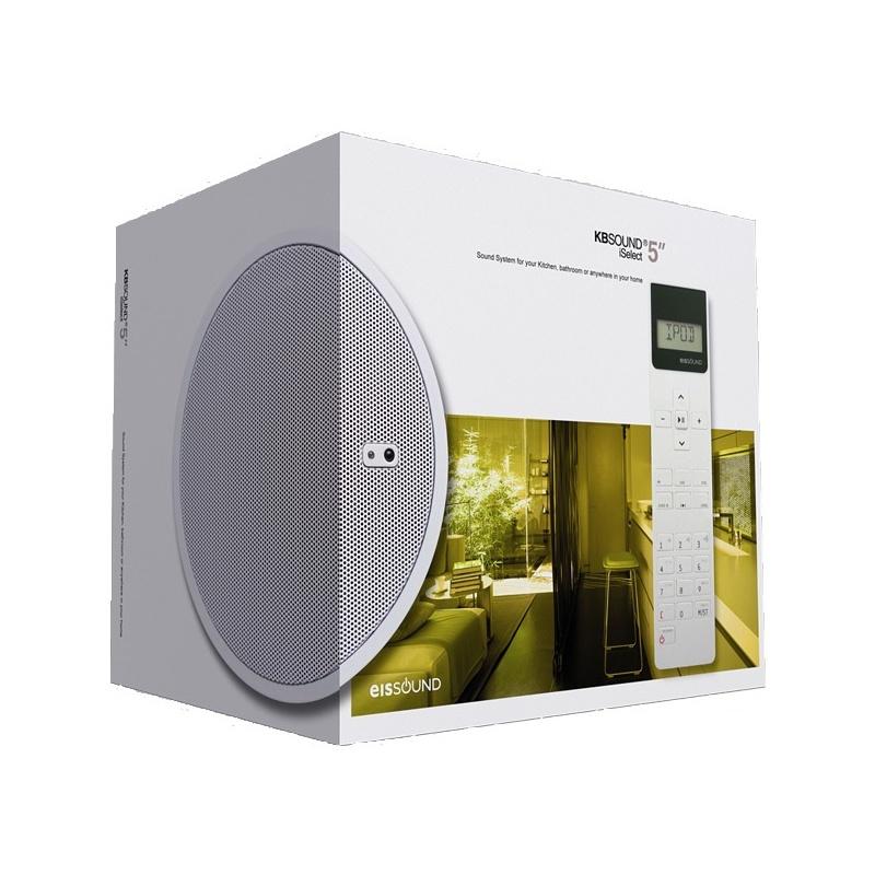 Kit sonorisation kb sound iselect 5 - Systeme audio salle de bain ...