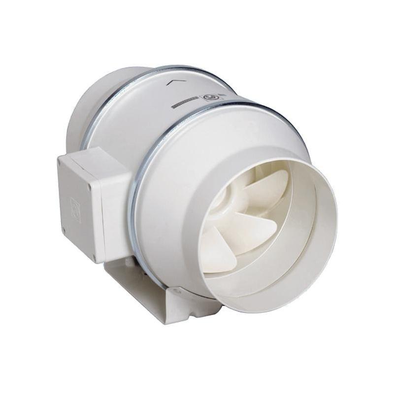 extracteur de conduits td 160 100 silent temporise. Black Bedroom Furniture Sets. Home Design Ideas