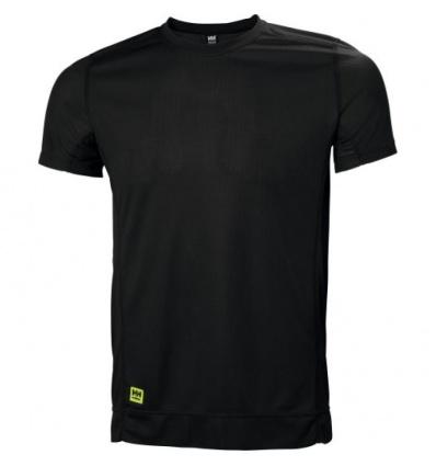 Tee-shirt manches courtes LIFA noir taille XL