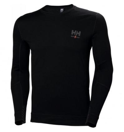 Tee-shirt manches longues LIFA MERINO noir taille M