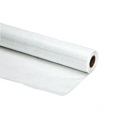Film polyéthylène armé translucide, largeur 1,50 m, longueur 50 m