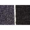 Tapis antipoussière Welcome en rouleau, coloris gris/bleu, 1 rouleau de 20 m
