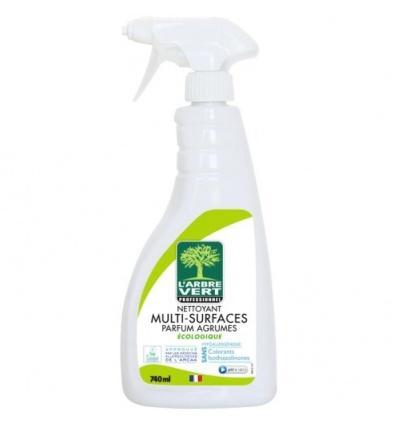 Nettoyant multiusages parfum agrume, 750 ml
