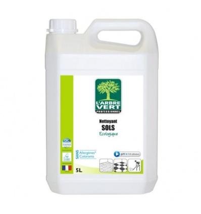 Nettoyant sol écologique 5 litres