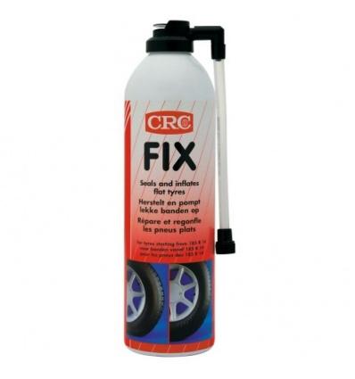 Aérosol anti-crevaison Fix, contenance 650 ml brut/500 ml net