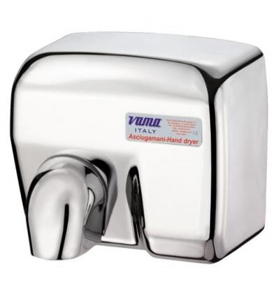 Sèche-mains électronique à capteur et tuyère orientable Ariel coloris blanc