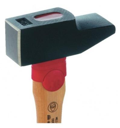 Marteaux rivoirs de mécanicien manche carbone - tête 28 mm