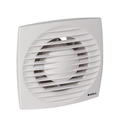Extracteur Design 100H détection du taux d'humidité silencieux basse consommation