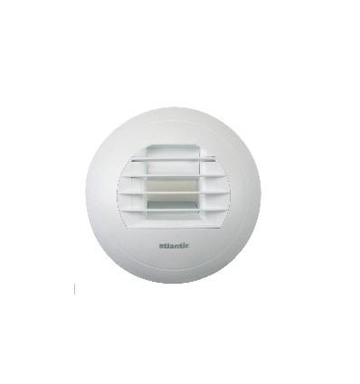Bouche vmc pour WC électrique hygro BAW 5-30EB 125L Atlantic 526396
