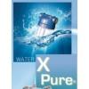"Filtres inox X PURE 9"" 3/4 10"" E/S 3/4"" en inox pour cartouche X pure sédiments"