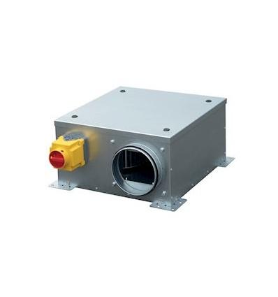 Caisson extraplat Ecowatt 1200 m3h D 250 mm inter prox