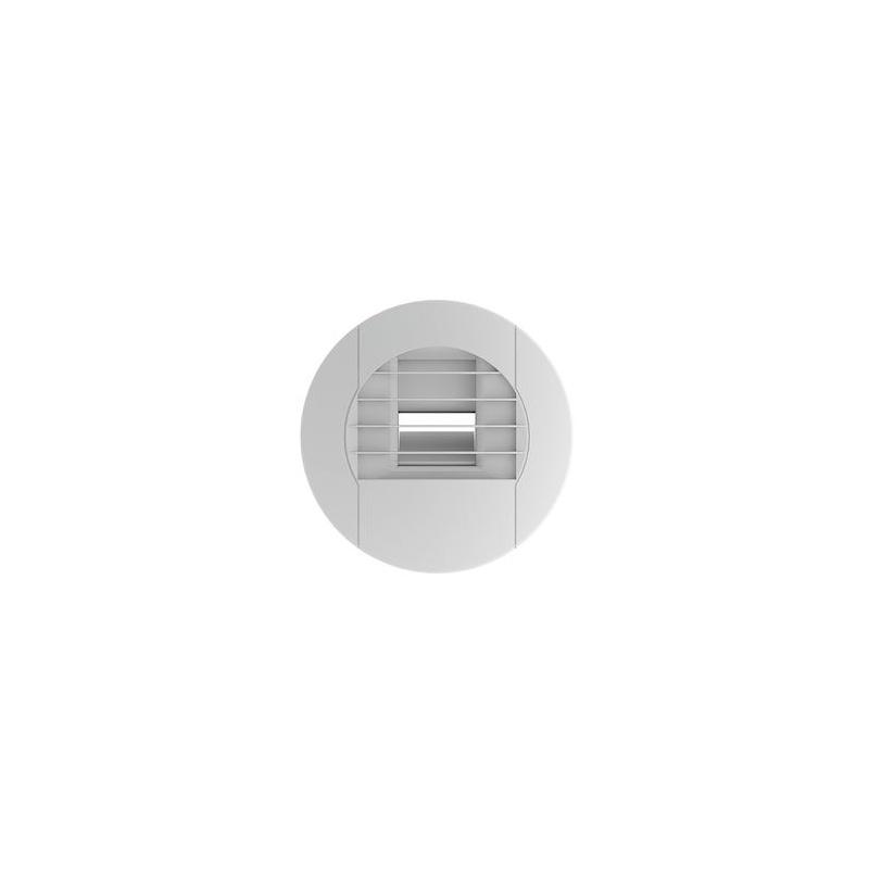 bouche vmc unelvent ozeo behs salle de bain. Black Bedroom Furniture Sets. Home Design Ideas