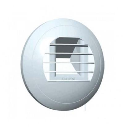 Bouche VMC Unelvent - Ozeo - BEHW E 5/30 - WC - Hygroréglable - Electrique
