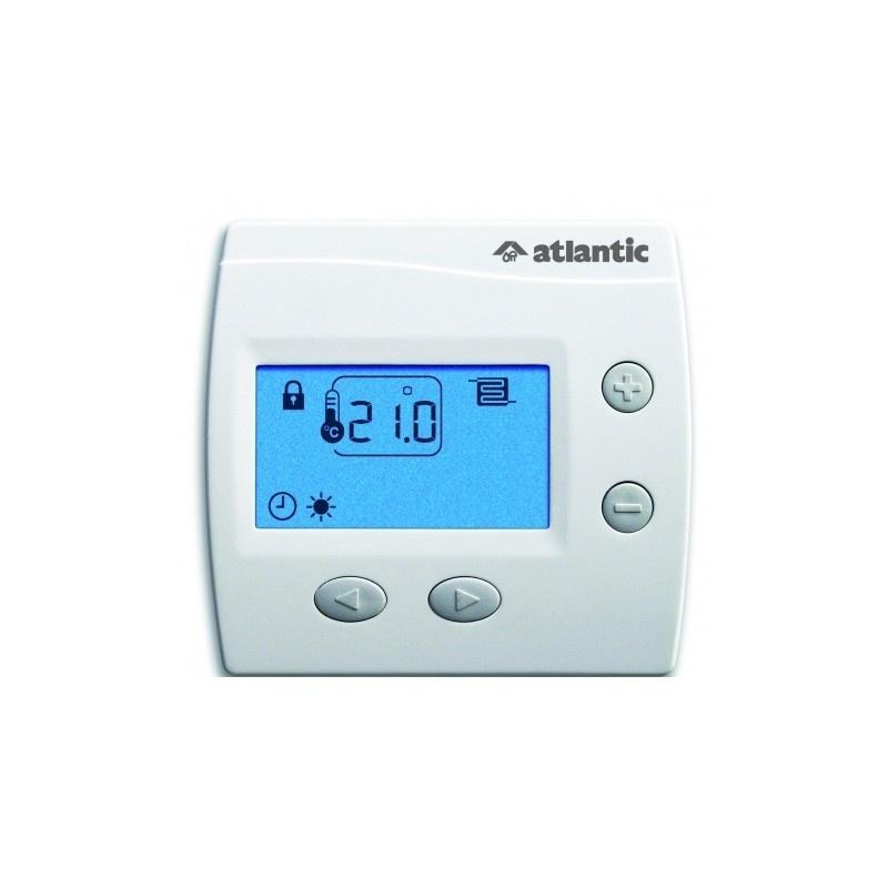 thermostat d ambiance pour radiateur electrique. Black Bedroom Furniture Sets. Home Design Ideas