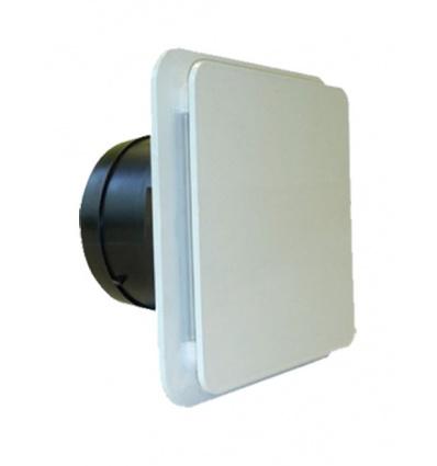 Bouche extraplate Design Volets orientables Manchette à griffes D80 mm