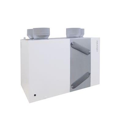 Caisson VMC - Atlantic - Duocosy HR - Double Flux - 4 piquages
