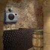 Le climatiseur Wine IN25 en situation