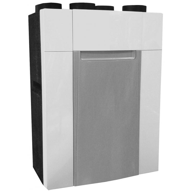 vmc double flux connect e unelvent tr s haut rend s rie domeo 210 app. Black Bedroom Furniture Sets. Home Design Ideas
