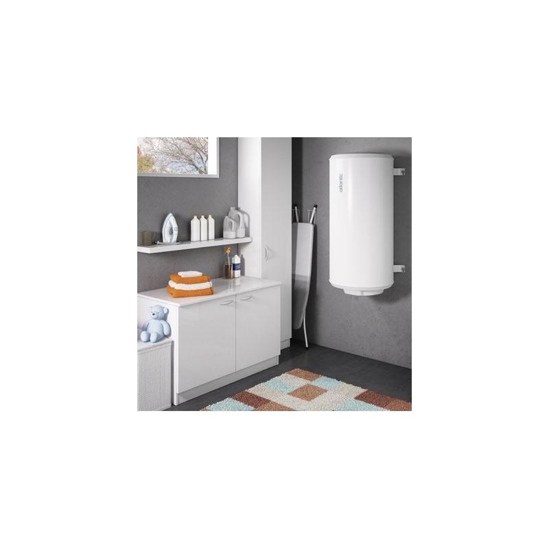 chauffe eau blind vertical mur 200l tous courants chauffeo. Black Bedroom Furniture Sets. Home Design Ideas