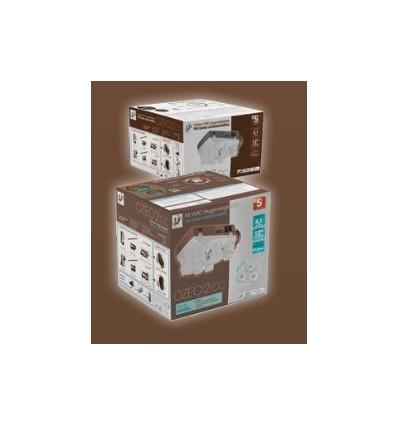 kit ozeo2 hygro b t3 7 tr s basse consommation. Black Bedroom Furniture Sets. Home Design Ideas