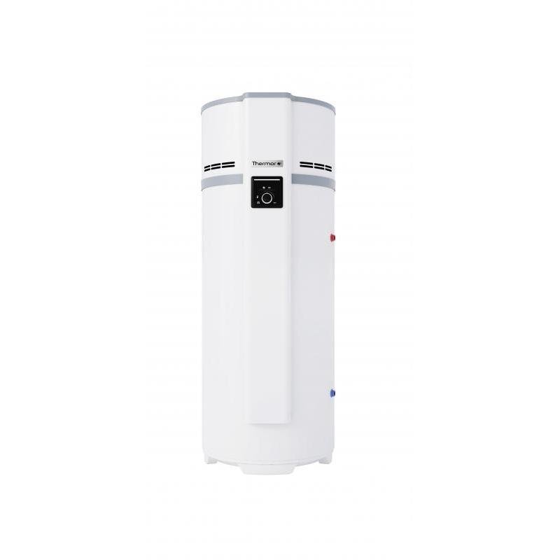 Chauffe eau thermodynamique airlis 270l thermor - Chauffe eau thermodynamique thermor ...
