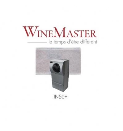 filtre à poussieres climatiseur de cave c25