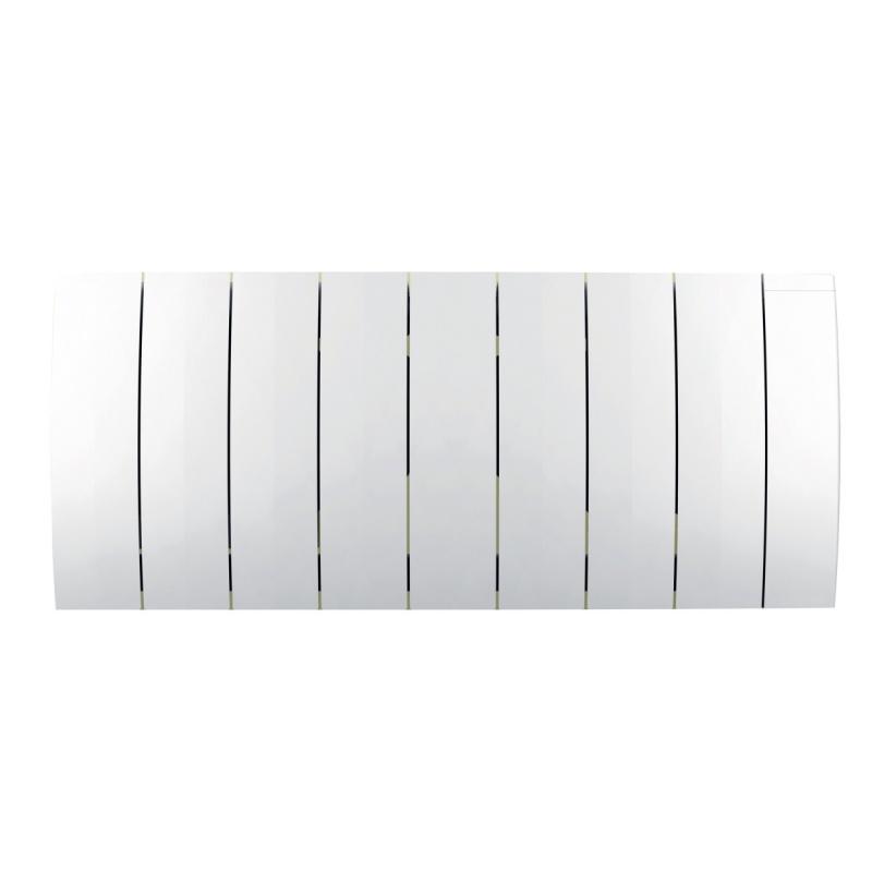 radiateur atlantic galapagos 1000w bas blanc avec pilotage distance. Black Bedroom Furniture Sets. Home Design Ideas