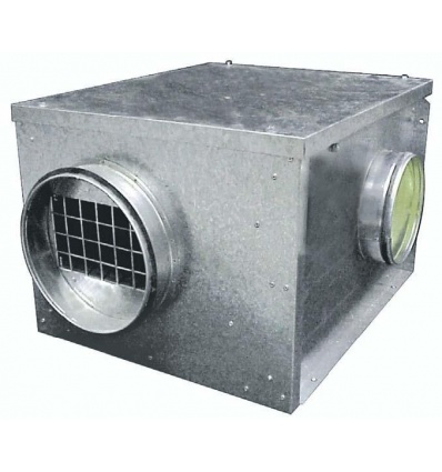 Caisson d'extraction simple flux - CACB-N 008-L - 1/2h Unelvent 238277