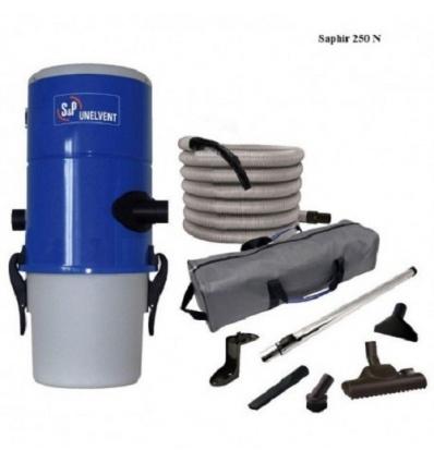 Kit aspiration centralisée SAPHIR 250 N Unelvent 620340