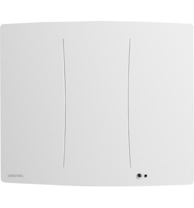 Radiateur compact Agilia blanc PI connecté horizontal 750 W