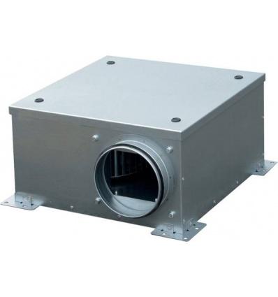 Caisson extraction simple flux CATB 008 extra plat Unelvent 244118