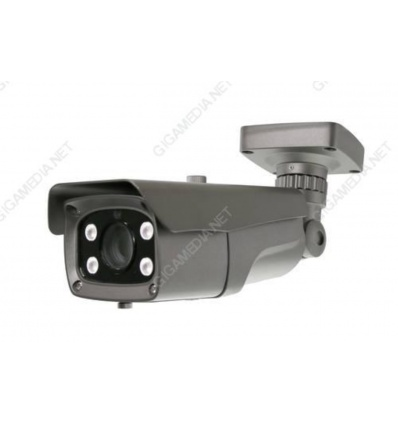 CAMERA VIDEO SURVEILLANCE TUBE AHD1080P IR80M 5-50MM GIGAMEDIA CCH2TI8VW500