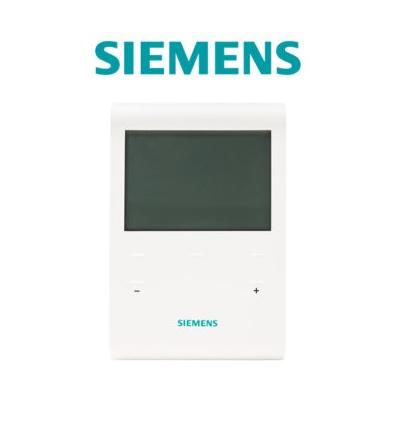 Thermostat d'ambiance digital et programmable SIEMENS RDE100