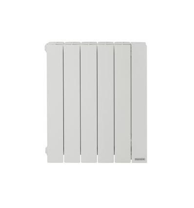 Radiateur chaleur douce Baléares 2 horizontal blanc 1250W