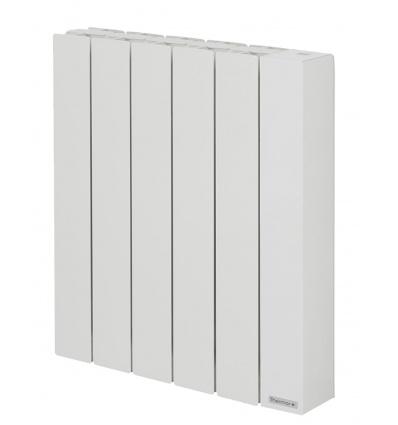 Radiateur chaleur douce Baléares 2 horizontal blanc 0750W