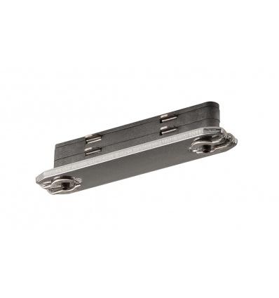 D-TRACK, connecteur long, gris argent