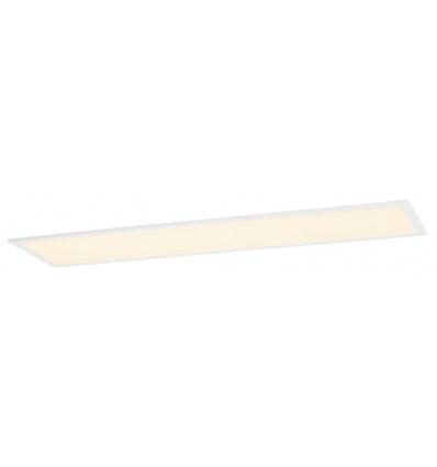1-PENDANT PRO PREMIUM LED suspension, 1195x295mm, blanc, 3000K