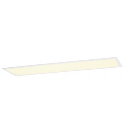 1-PENDANT PRO PREMIUM LED suspension, 1195x295mm, blanc, 4000K