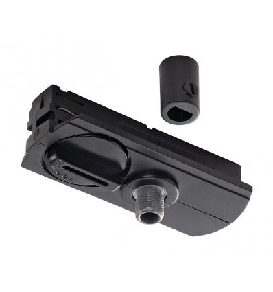 Adaptateur 1 allumage pour suspensions, noir, passe-fil inclus