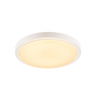 AINOS LED, rond, blanc, LED 3000K