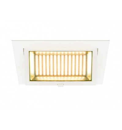 ALAMEA LED, encastré, blanc, LED 45W 3000K